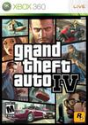 Cover of the game Grand Theft Auto IV