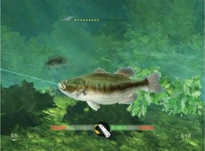 Gamerdad gaming with children game review rapala s for Rapala fishing frenzy 2009