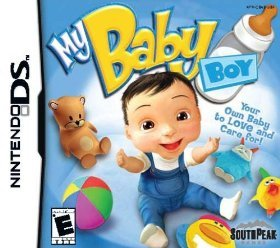 gamerdad gaming with children game review my baby boy my baby