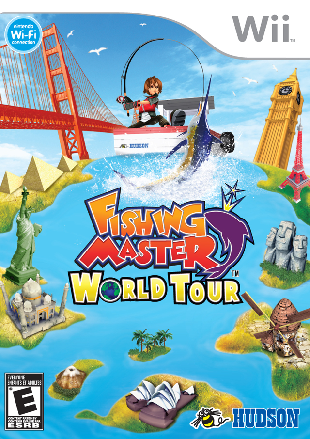 Planned all along fishing master world tour part 1 for All fishing games