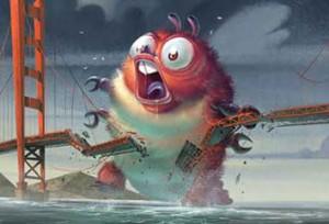 gamerdad gaming with children 187 monsters vs aliens movie