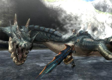 Wii is a casual/kiddy system! Monster-Hunter-Tri