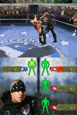 Gamerdad Gaming With Children Game Review Tna Impact Cross