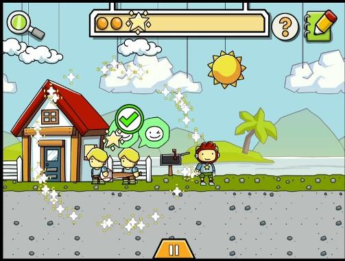 GamerDad: Gaming with Children » Scribblenauts Remix (iPad)