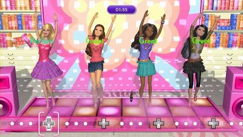 barbie 3ds
