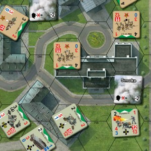 CoH map and tokens