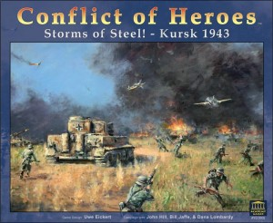 CoH storms of steel cover