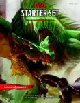 D&D Starter set box