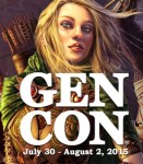 GenCon 2015 logo