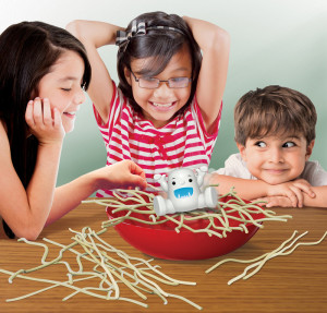 yeti with kids