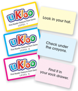 ukloo early reader