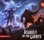 Storm King - Assault-of-the-Giants boardgame