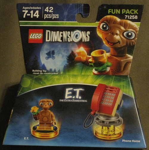 Gamerdad Gaming With Children Lego Dimensions Et The Extra