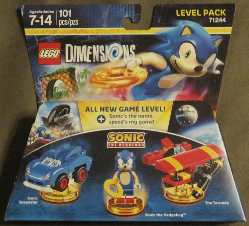 Gamerdad Gaming With Children Lego Dimensions Sonic The Hedgehog Level Pack