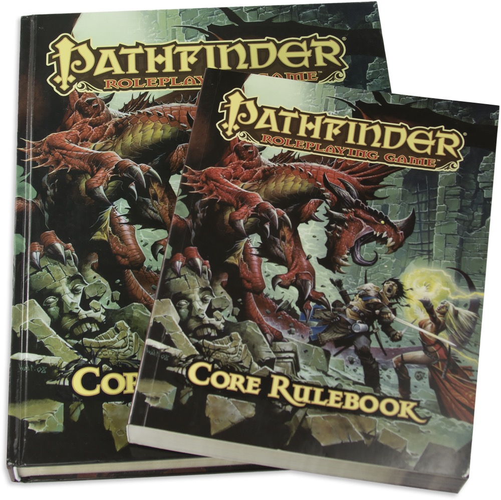 core rulebook pocket compare