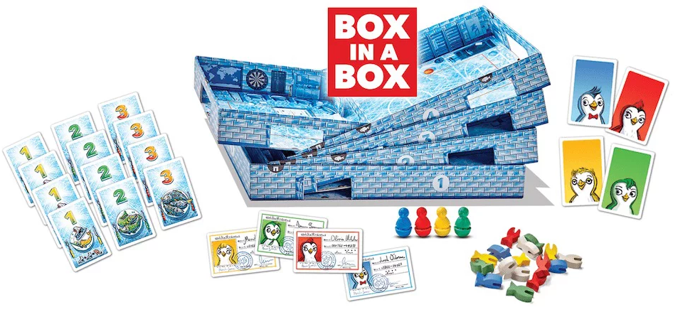 ice cool box in box