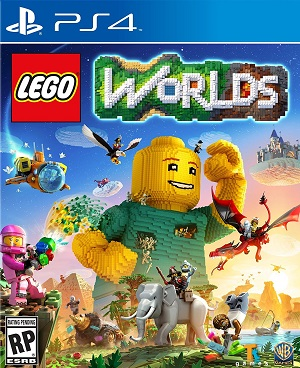 GamerDad: Gaming with Children » LEGO Worlds (PS4, Xbox One, PC)