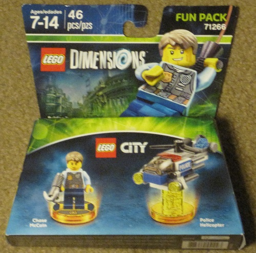 GamerDad: Gaming with Children » LEGO Dimensions LEGO City Fun Pack