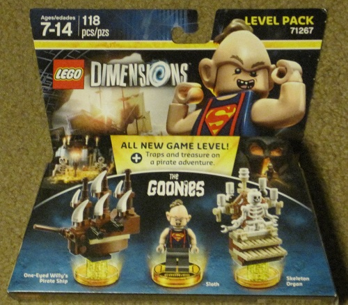 Gamerdad Gaming With Children Lego Dimensions The Goonies Level Pack