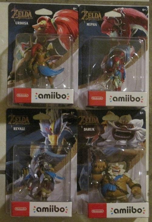 Gamerdad Gaming With Children Zelda Champions Amiibo