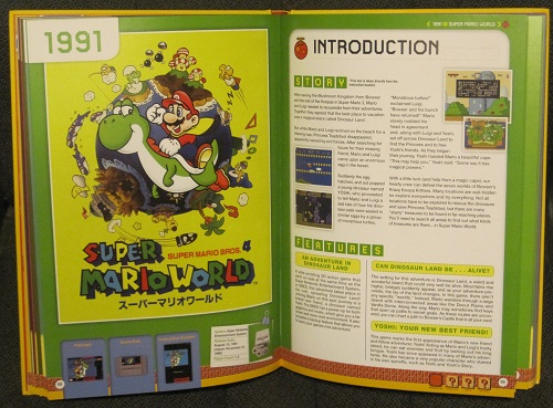 GamerDad: Gaming with Children » Super Mario Bros  Encyclopedia